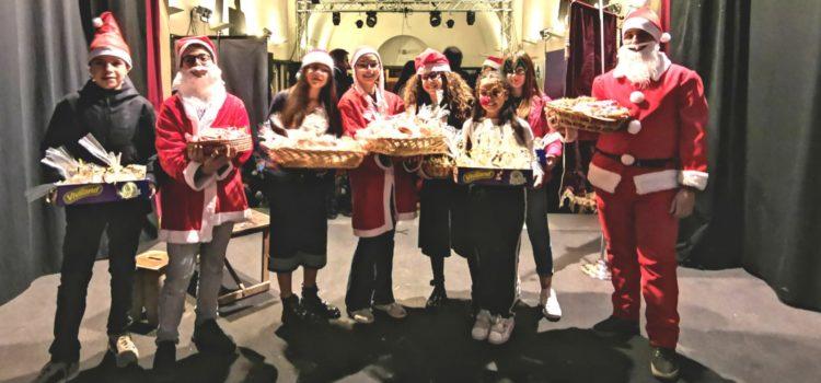 29/12/18 – Lions e Leo Club Paternò a sostegno di Natale Bambino