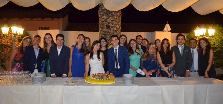 29/07/2018 Passaggio di Campana al Leo Club Paternò, Fiorenza D'Urso è il nuovo presidente